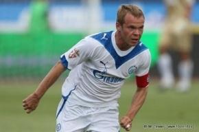 После сообщений о драке с Лодыгиным Анюков пропустил тренировку «Зенита»