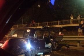 Человек погиб в ДТП за Лисьим Носом