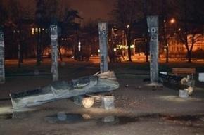 Последних корейских идолов спилили в парке Сосновка