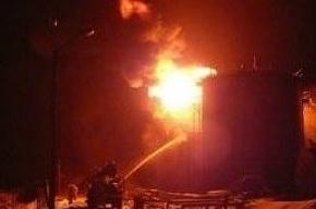 Из горящей коммуналки на Садовой спасли 12 человек