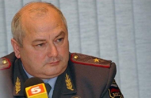 В Петербурге глава Управления ГИБДД покидает свой пост