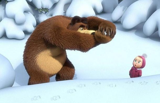 Российский мультсериал «Маша и Медведь» закрывается из-за плохого финансирования