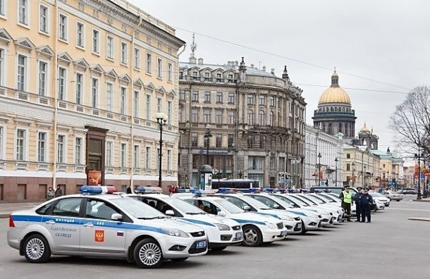 Глава ГИБДД Петербурга официально уволен