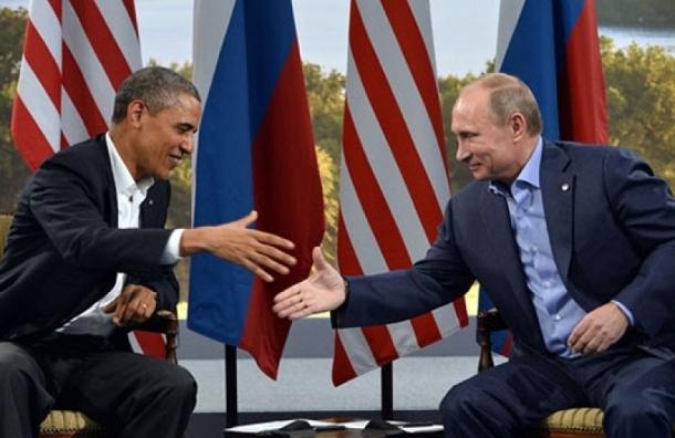 Обама хочет поговорить с Путиным один на один