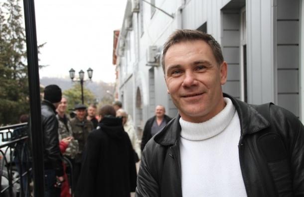 Эколога Витишко, который раскурочил забор предполагаемой дачи Ткачева, оставили в заключении