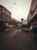 Автомобиль врезался в толпу людей на Московском проспекте: Фоторепортаж