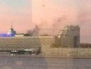 Пожар в отеле «Санкт-Петербург», 16.10.15, фото: соц.сети : Фоторепортаж
