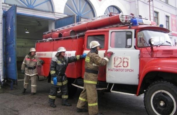 Четырехкомнатная квартира горела ночью в четверг по улице Лизы Чайкиной