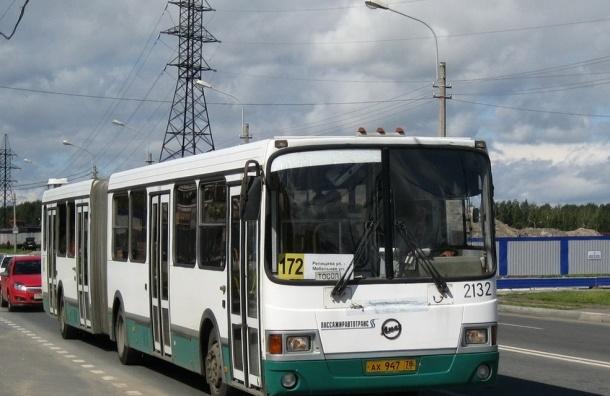 Пьяный пассажир избил водителя автобуса на Репищева