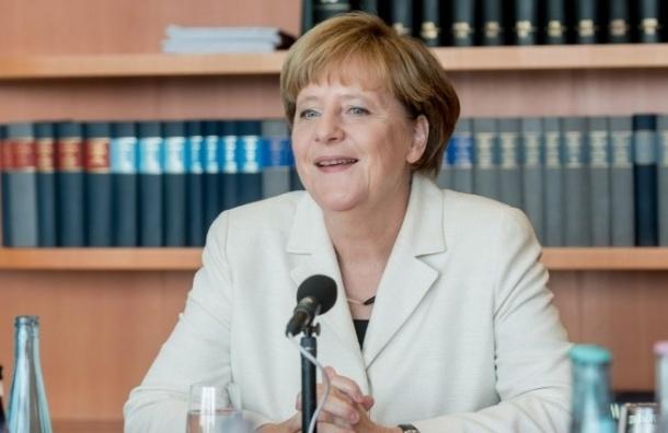Меркель оценила роль России в урегулировании кризиса в Сирии