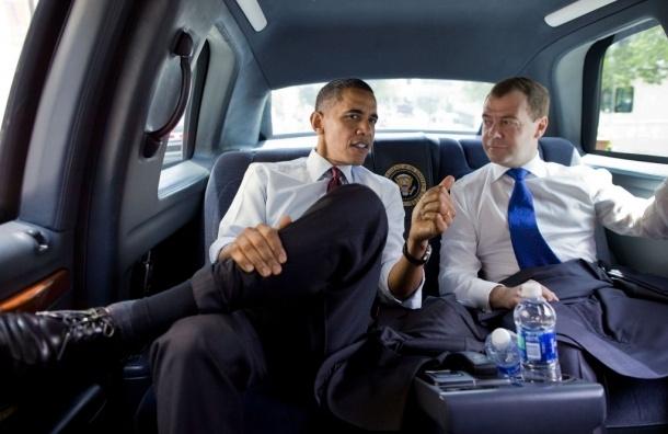 Вашингтон отказался принимать делегацию РФ во главе с премьером