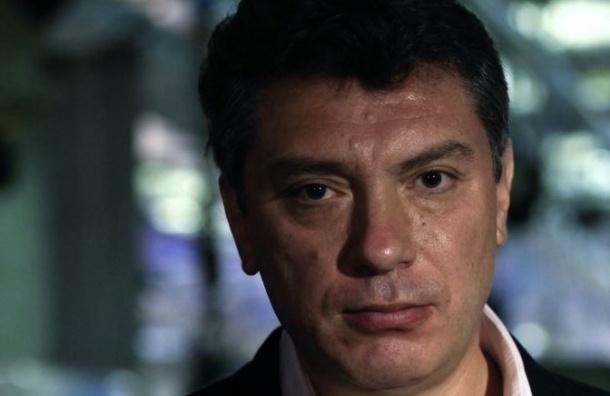 Немцов посмертно вошел в список финалистов премии Сахарова
