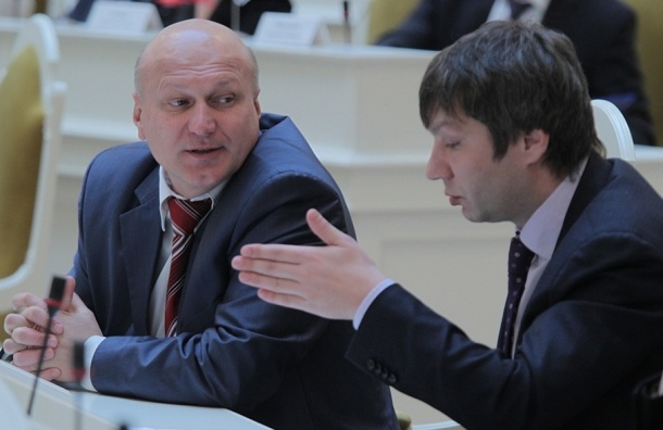 Вишневский обвинил коммунистов в голосовании «за» бюджет