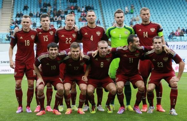 Сборная России поднялась в рейтинге ФИФА с 32-го места