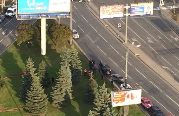 Подробности взрыва на Кантемировской: у бабушки в сумке была самодельная взрывчатка