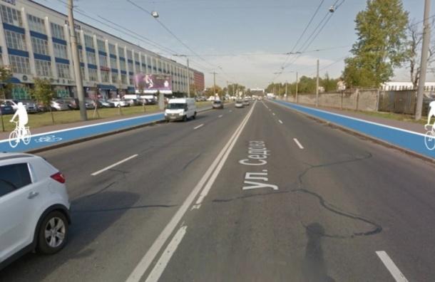 В Невском районе проложат «народные» велодорожки