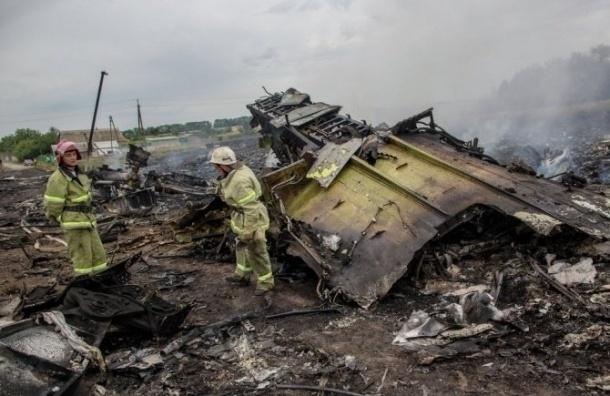 Росавиация: Россия инициирует возобновление расследования малазийского «Боинга»