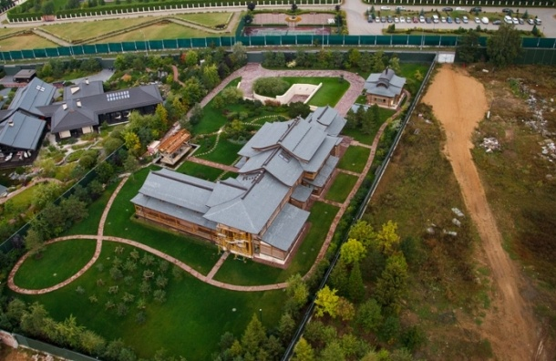 ФБК нашел дом Шойгу в Барвихе стоимостью $18 млн