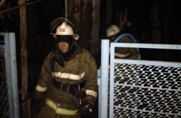 Семь детей погибли в пожаре в частном доме на Кубани