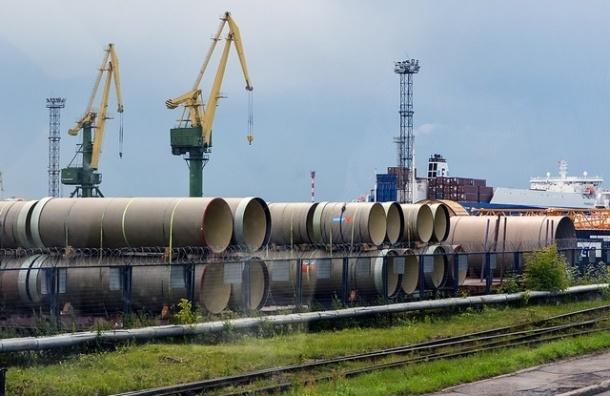 Промпроизводство в Петербурге упало на 9%