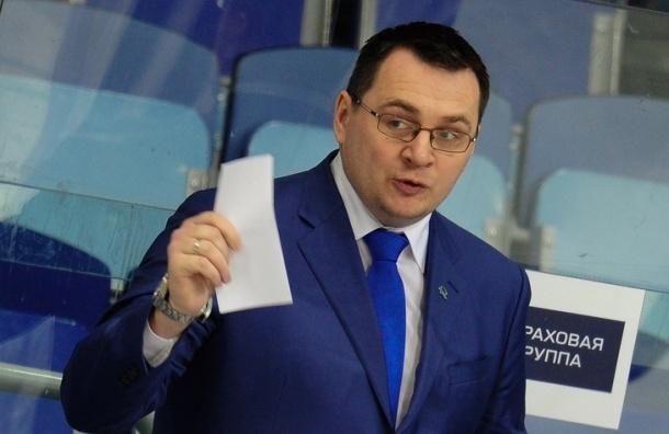 Андрей Назаров отправлен в отставку