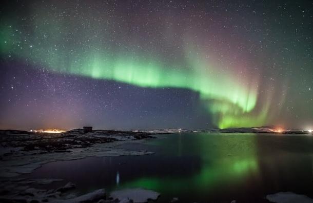 Северное сияние могут увидеть в Петербурге в ночь на 8 октября