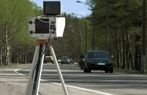 Места установки мобильных радаров в Гатчине и Ленобласти с 14 по 20 октября