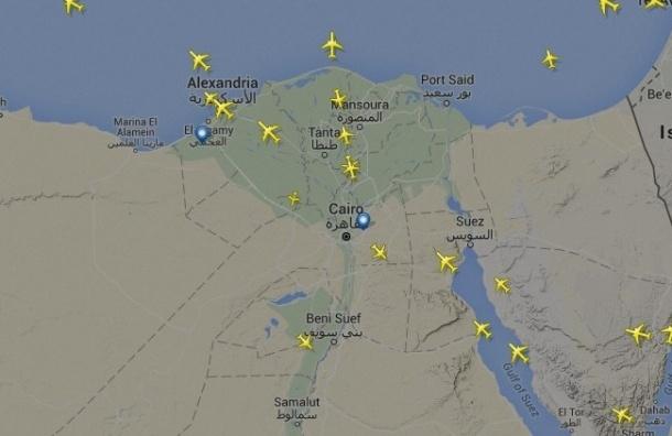 Власти Египта подтвердили крушение российского самолета