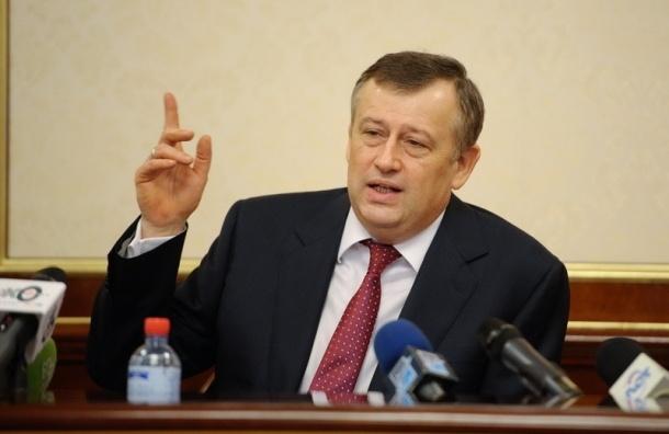 Дрозденко заявил о моратории в Ленобласти на перевод земель под застройку