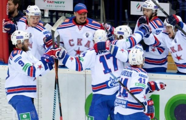 Петербургский СКА встретится с тольяттинской «Ладой»