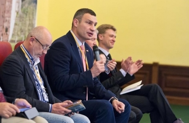 Кличко не удалось стать мэром Киева в первом туре