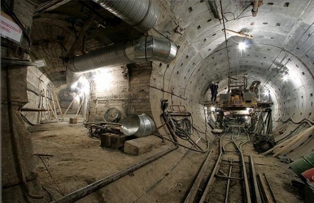 Повторный конкурс на строительство двух станций метро в Петербурге объявят в ноябре