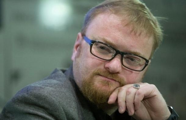 Милонов оказался самым злостным нарушителем ПДД среди депутатов Петербурга