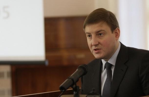 Сайт губернатора Псковской области Турчака «упал», разгорелись слухи об отставке