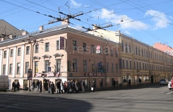 Жителя Петербурга задержали за стрельбу на Гороховой