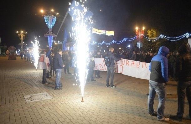 Exit pool отдает победу Александру Лукашенко со счетом в 82,9%