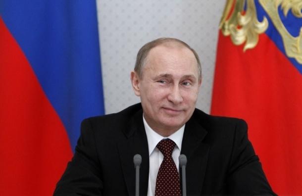 Рейтинг Путина обновил исторический максимум