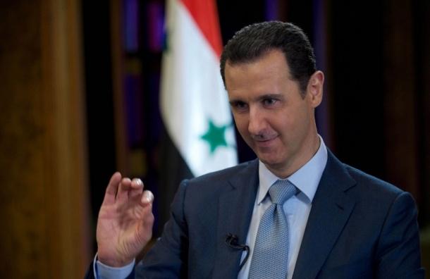 США больше не требуют безоговорочной отставки Асада
