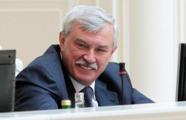 Губернатор Петербурга пригласил жителей города на субботник