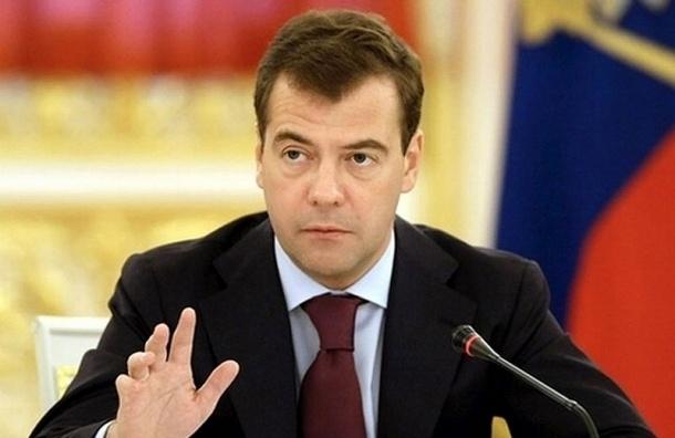 Медведев о прекращении авиасообщения Украины с Россией: Сильнi акт