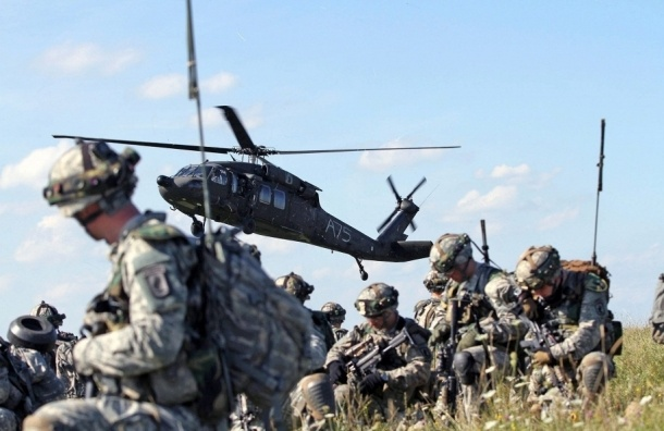 НАТО резко увеличило количество учений возле границы России