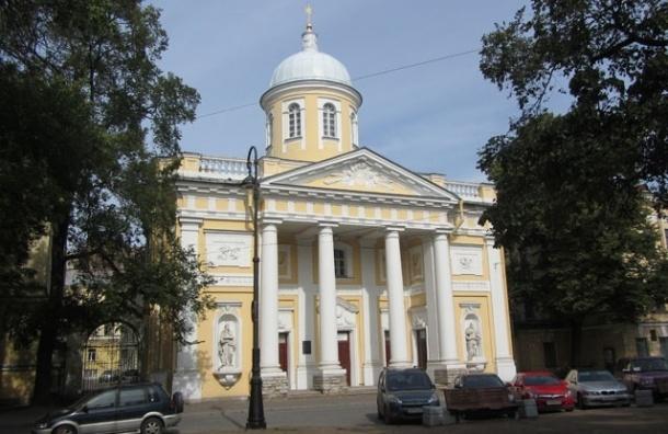 Житель Северной Америки грозился расстрелять служителей лютеранского храма на Васильевском