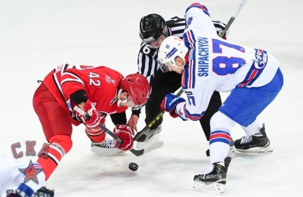 СКА потерпел первое поражение под руководством Зубова