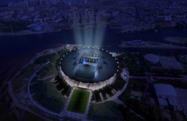 Название стадиона на Крестовском острове утверждено ФИФА