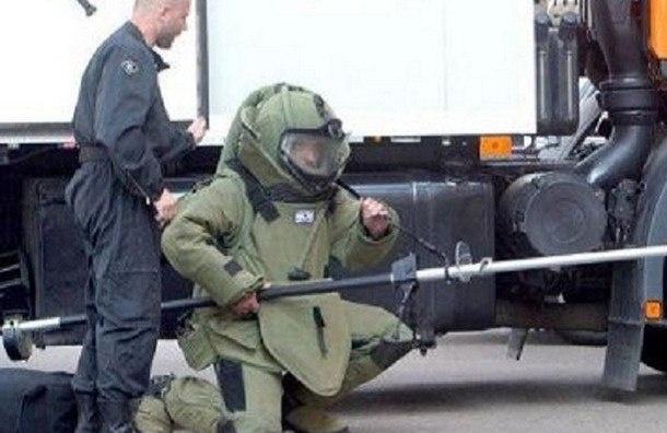 Полиция: пострадавшая при взрыве на Кантемировской не причастна к происшествию