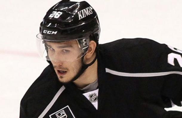 Хоккеист Войнов будет играть за СКА под 27-м номером