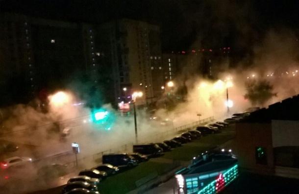 Жителям Выборгского района уменьшат подачу тепла из-за аварии на трубопроводе