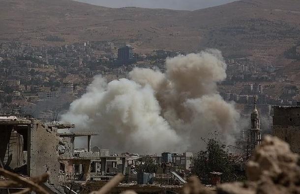 ВВС России уничтожили за сутки 53 объекта террористов в Сирии