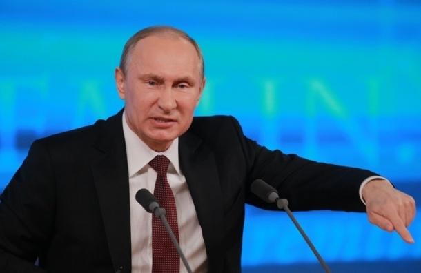 Путин обвинил США в обмане России и всего мира по ядерной проблеме Ирана