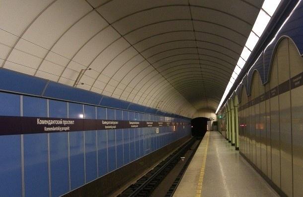 Пропускную способность увеличат на станции «Комендантский проспект»
